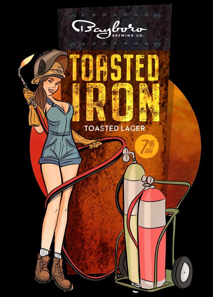 Toasted Iron
